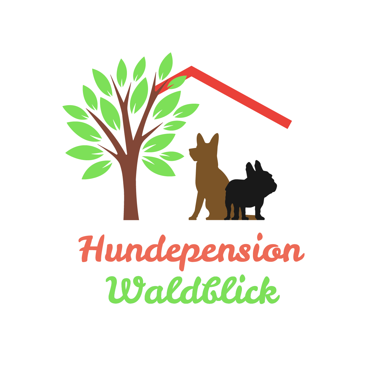 Hundepension Logo